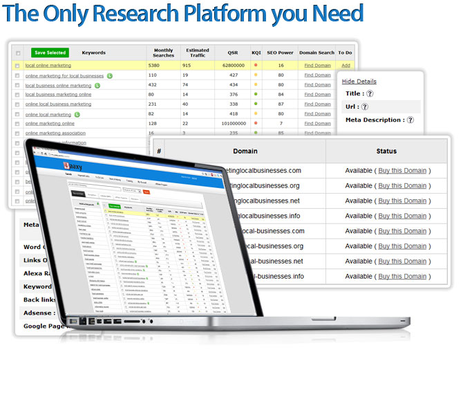 Niche Keyword Research Tool