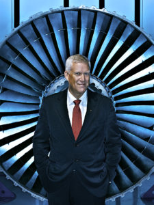 Louis Chenevert, the Former Chairman and Chief Executive Officer of United Technologies Corporation