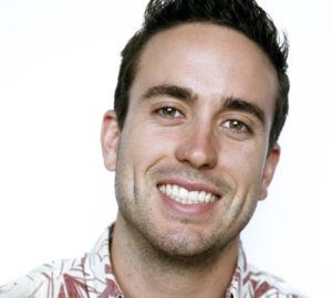 Ryan Emmons, Co-Founder and CEO of Waiakea Water
